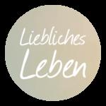 Liebliches Logo mit Hintergrund