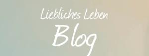 Blog Liebliches Leben Sidebar