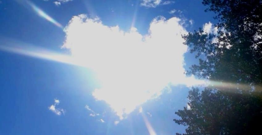 Himmel Herz