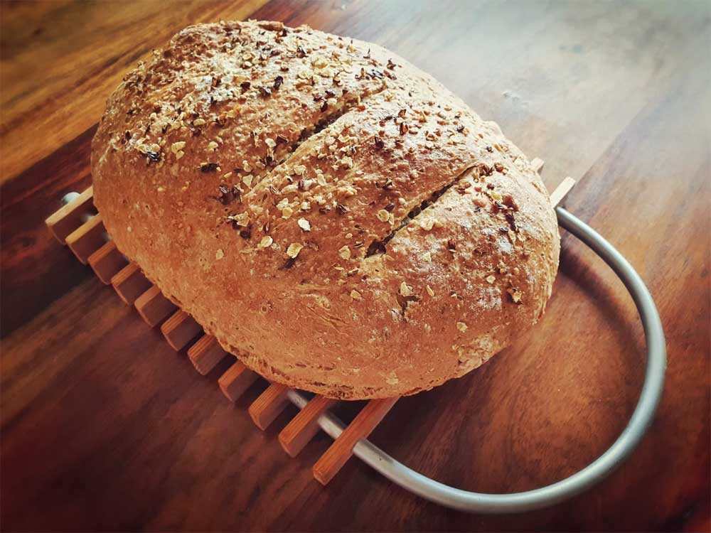 Eigenbrötler Brot