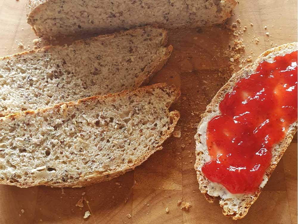 Eigenbrötler Brot backen Essen
