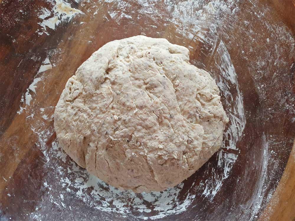 Eigenbrötler Brot backen gehen lassen